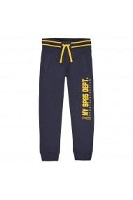 Pantaloni sport La Redoute Collections GFO168 bleumarin - els