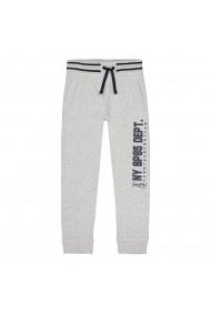 Pantaloni sport La Redoute Collections GFO168 gri