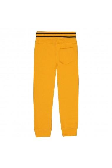 Pantaloni sport La Redoute Collections GFO168 galben