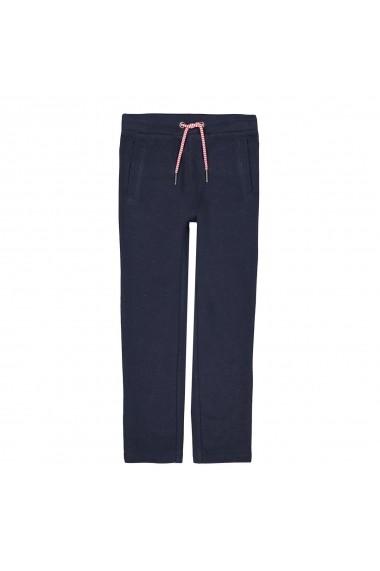 Pantaloni sport La Redoute Collections GFO173 bleumarin