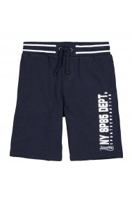 Pantaloni scurti La Redoute Collections GFO188 bleumarin