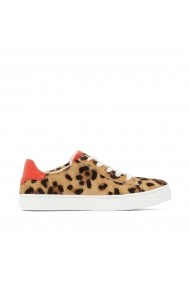 Pantofi sport La Redoute Collections GFO364 animal print