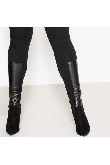 Pantaloni drepti CASTALUNA GFO448 negru