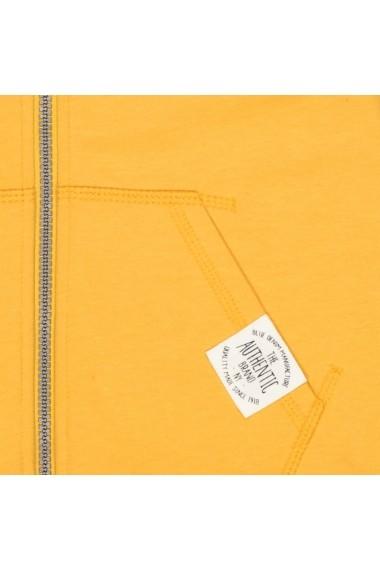 Hanorac La Redoute Collections GFO698 galben - els