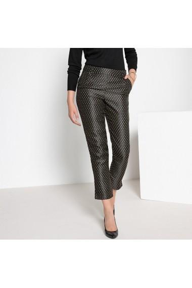 Pantaloni drepti ANNE WEYBURN GFO775 multicolor
