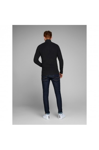 Cardigan JACK & JONES GFP192 negru