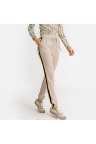 Pantaloni drepti ANNE WEYBURN GFQ218 bej
