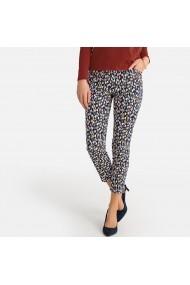 Pantaloni drepti ANNE WEYBURN GFQ716 bleumarin