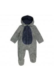 Pijama tip salopeta La Redoute Collections GFQ718 gri