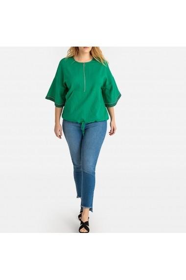 Bluza CASTALUNA GFR132 verde