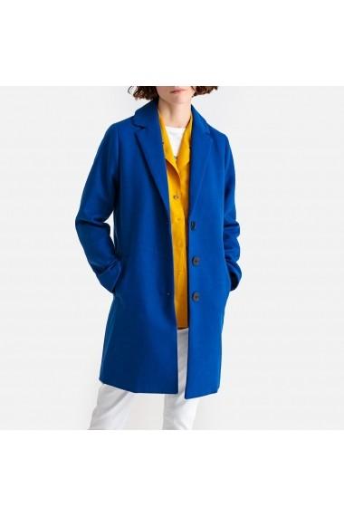 Palton La Redoute Collections GFR575 albastru