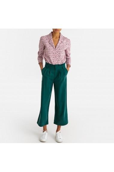 Pantaloni largi La Redoute Collections GFR799 verde
