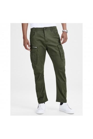 Pantaloni JACK & JONES GFS060 kaki
