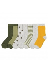 Set 7 perechi sosete La Redoute Collections GFS200 multicolor