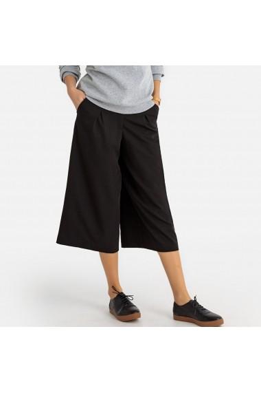 Pantaloni ANNE WEYBURN GFS309 negru