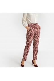 Pantaloni drepti ANNE WEYBURN GFS311 multicolor