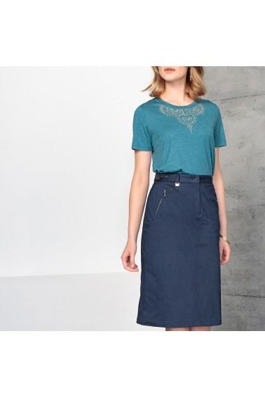 Tricou ANNE WEYBURN GFT061 Albastru