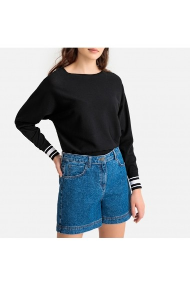 Pulover La Redoute Collections GFT080 negru