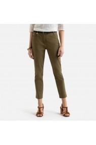 Pantaloni ANNE WEYBURN GFT113 kaki