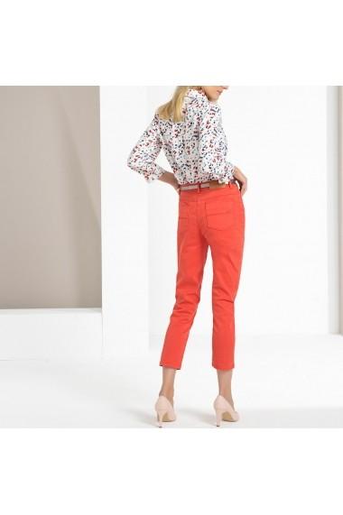 Pantaloni drepti ANNE WEYBURN GFT113 Corai