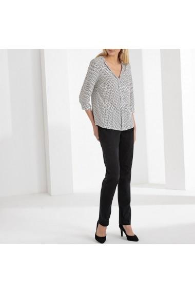 Pantaloni drepti ANNE WEYBURN GFT115 negru