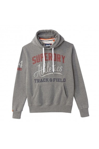 Hanorac SUPERDRY GFT538 gri