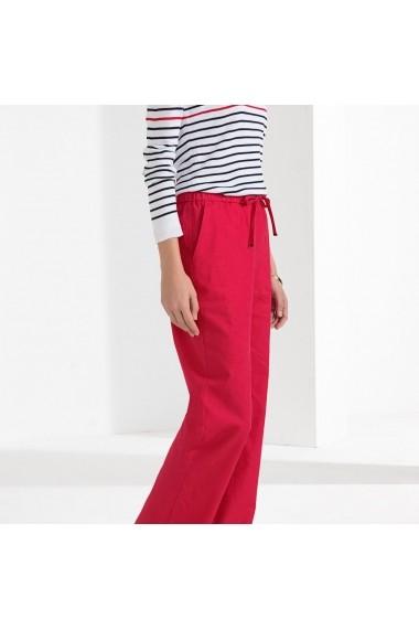 Pantaloni largi ANNE WEYBURN GFT597 roz