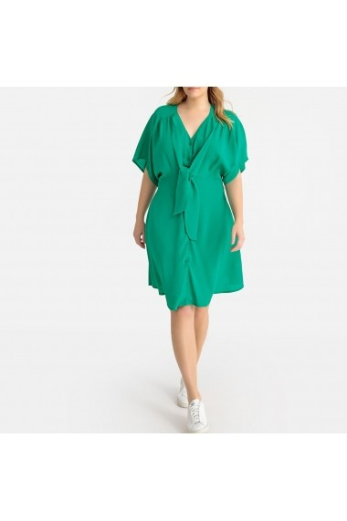 Rochie scurta CASTALUNA GFT904 verde