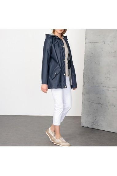 Jacheta de ploaie ANNE WEYBURN GFU305 bleumarin
