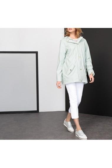 Jacheta de ploaie ANNE WEYBURN GFU305 verde
