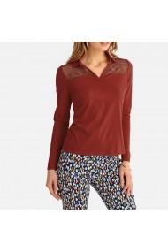 Блуза ANNE WEYBURN LRD-GFU576-9429 Кафяв