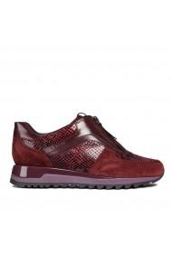 Pantofi sport GEOX GFV401 bordo
