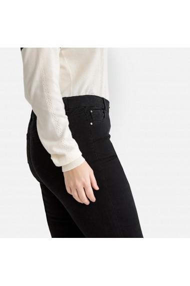 Pantaloni skinny CASTALUNA GFW068 negru