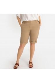 Pantaloni scurti CASTALUNA GFW678 bej - els