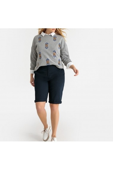 Pantaloni scurti CASTALUNA GFW678 bleumarin - els
