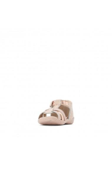 Sandale La Redoute Collections GFY060 roz - els