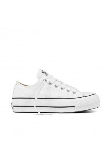 Pantofi sport casual CONVERSE GFY326 alb