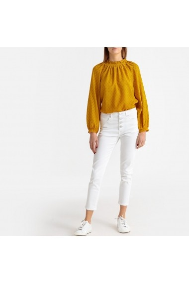 Jeansi skinny La Redoute Collections GFY365 alb