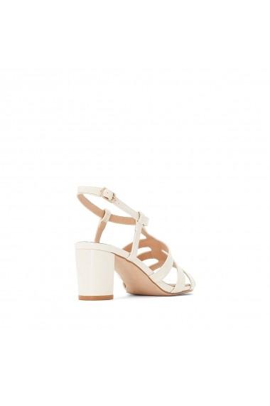 Sandale cu toc ANNE WEYBURN GFY921 bej
