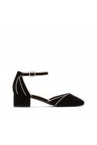 Pantofi cu toc La Redoute Collections GFY940 negru