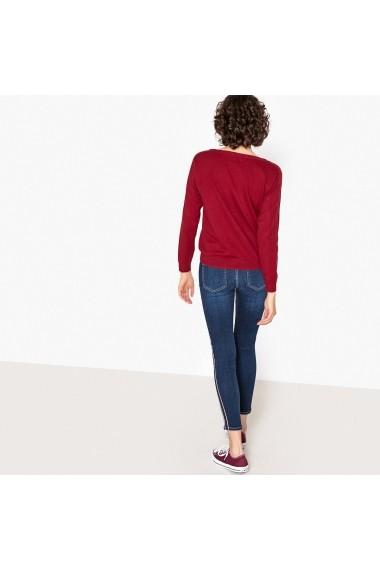 Jeansi skinny La Redoute Collections GFZ068 albastru