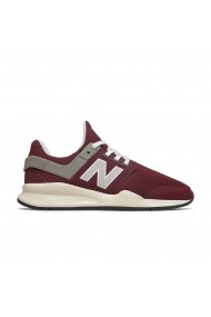 Pantofi sport NEW BALANCE GFZ207 bordo - els