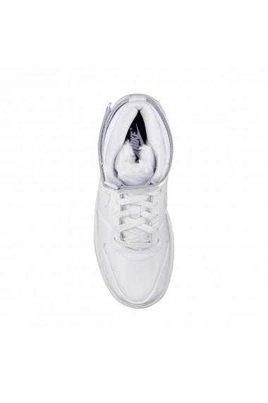 Pantofi sport casual inalti NIKE GFZ297 alb