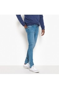 Jeansi skinny La Redoute Collections GGB009 albastru