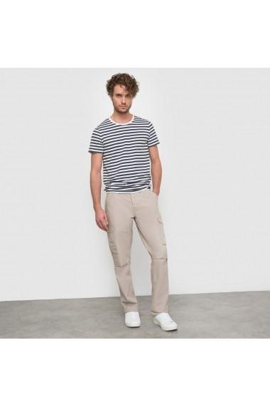 Pantaloni cargo La Redoute Collections GGB041 bej
