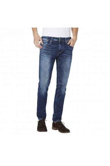 Jeansi skinny PEPE JEANS GGD057 albastru