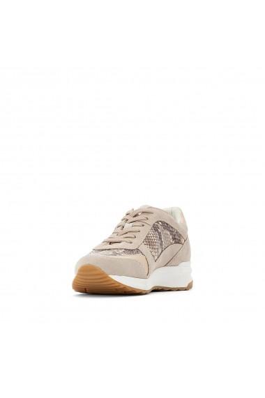 Pantofi sport GEOX GGE113 bej - els