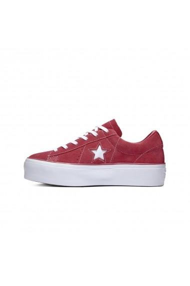 Pantofi sport CONVERSE GGF150 rosu