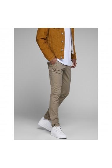 Pantaloni JACK & JONES GGF229 bej