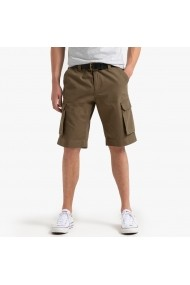 Pantaloni scurti La Redoute Collections GGF522 kaki